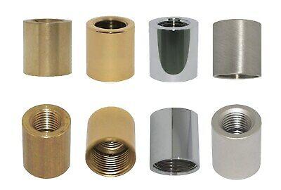 Messing Auslass-Muffe Auslassmuffe 12x20mm 2x M10x1 IG