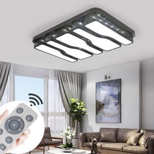 Details zu 36W - 78W Modern LED Deckenlampe Wohnzimmer Deckenleuchte  Wandlampe Beleuchtung