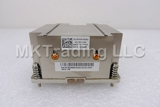 Dell Poweredge C2100 FS12-TY CPU-0 Heatsink 8JN5M