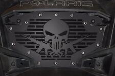 Custom Grill Steel Grille PUNISHER AR15 for 2011-2014 RZR900 Polaris RZR 800/900