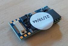 ESU 73800 LokSound SELECT MICRO Premium Digital Sound Decoder 8-pin