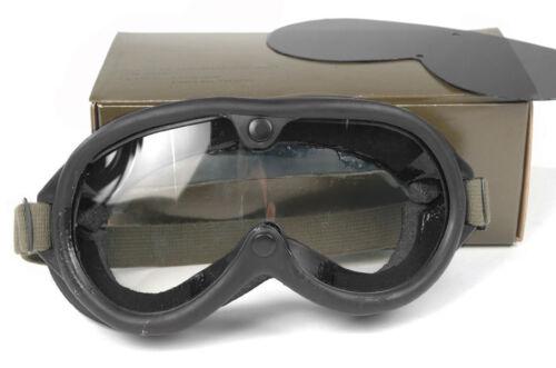 MIL-TEC US antipolvere occhiali m44 con contenitore Occhiali Sci Occhiali da aviatore