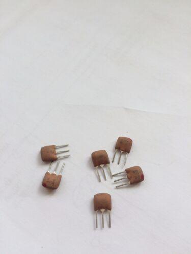 Ceramic filters 10.7 mhzfrequency 280 kHz 6dB 330Ohm SFE10.7MHY 6pcs £ 5.00 Z1338