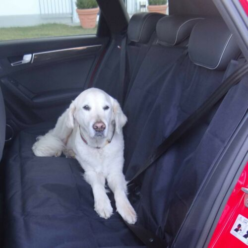 Coche perros manta manta de protección ya coche manta rücksitzschutz compatible para VW Lupo