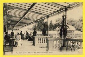 cpa-FRANCE-88-MARTIGNY-les-BAINS-Vosges-La-Terrasse-du-GRAND-HOTEL-Animes