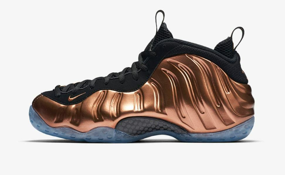 nike foamposite copper size 14 new The most popular shoes for men and women