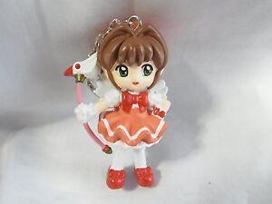 Clamp-Card-Captor-Sakura-Prize-Key-Chain-Sakura-Kinomoto