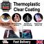 SAMSUNG-S8-3D-auto-guarigione-termoplastico-Chiaro-Gel-Morbido-con-Pellicola-Proteggi-Schermo miniatura 5