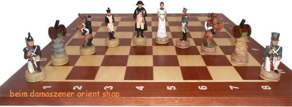 France pions personnages moulés jeu d'échecs thème échecs bois
