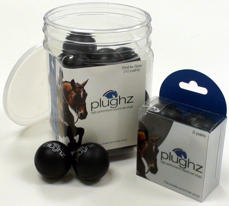 Plughz Soft Ear Plugs For Horse Pony Hearing  Predection Safety Gear Foam 10 Pair  lowest prices