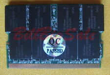 1GB X1 MicroDIMM 172PIN DDR-333 PC-2700 DDR333 1G laptop memory MY RAM 08