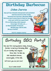 Image Is Loading 30th 40th 50th 60th 70th 80th Personalised BBQ