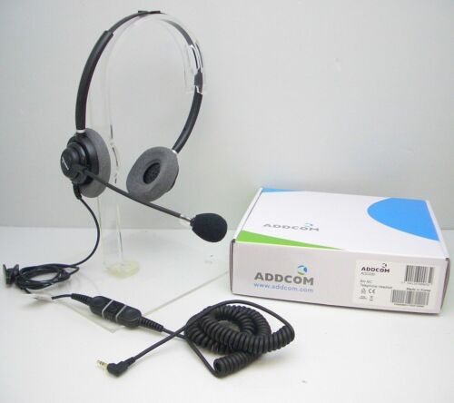 ADD330//06 Headset for Cisco SPA303 525 921 922 942 962 /& Polycom 320 321 330 331