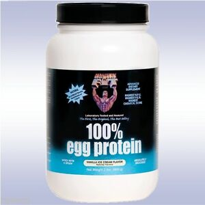 Healthy n fit egg white protein powder
