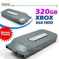 320 Gb Festplatte (hdd) Für Microsoft Xbox 360 De Dhl