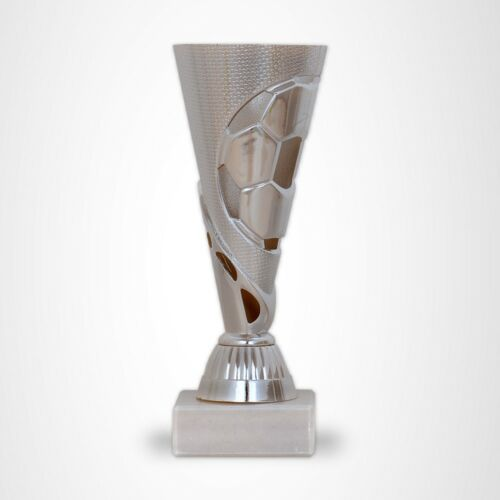 Fussball Pokale Hit mit Gravur günstig kaufen zum Top Preis komplett montiert