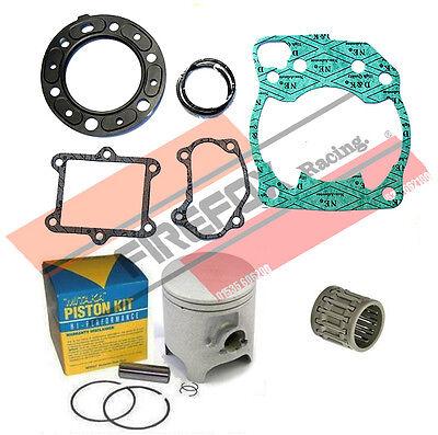 Kawasaki KX250 KX 250 2004 Mitaka Top End Rebuild Kit Inc Piston /& Gaskets