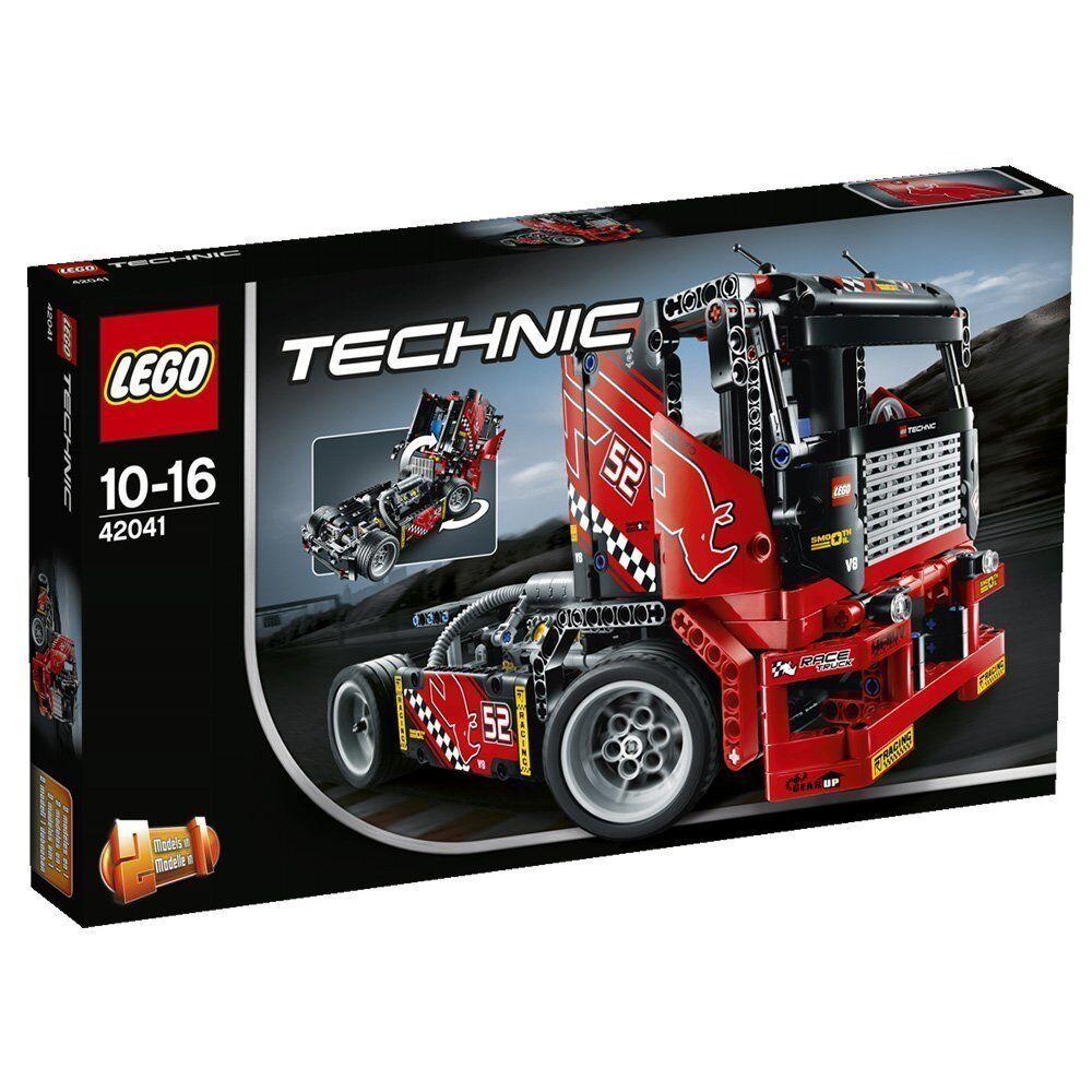 Lego Technic ® ™ 42041 Renn-Truck nuevo embalaje original New misb