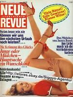Neue Revue - Nr. 36/1981 vom 29. August 1981 - Rarität als Geburtstagsgeschenk