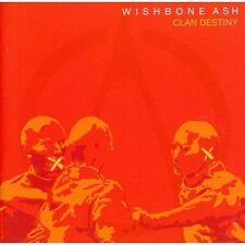 Wishbone Ash Clan Destiny CD NEW SEALED 2006