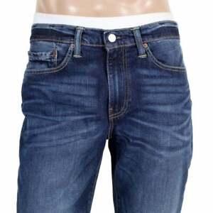 Levi-Genuine-LEVIS-511-Men-039-s-Slim-Fit-Jeans-Trousers-Blue-Levis-size-32-30-36