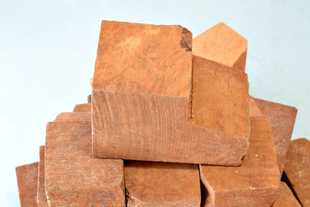 Briar Greek Blocks Ebauchons a lot of 12 BPB-M9SP for Straight Semi Bent Pipes