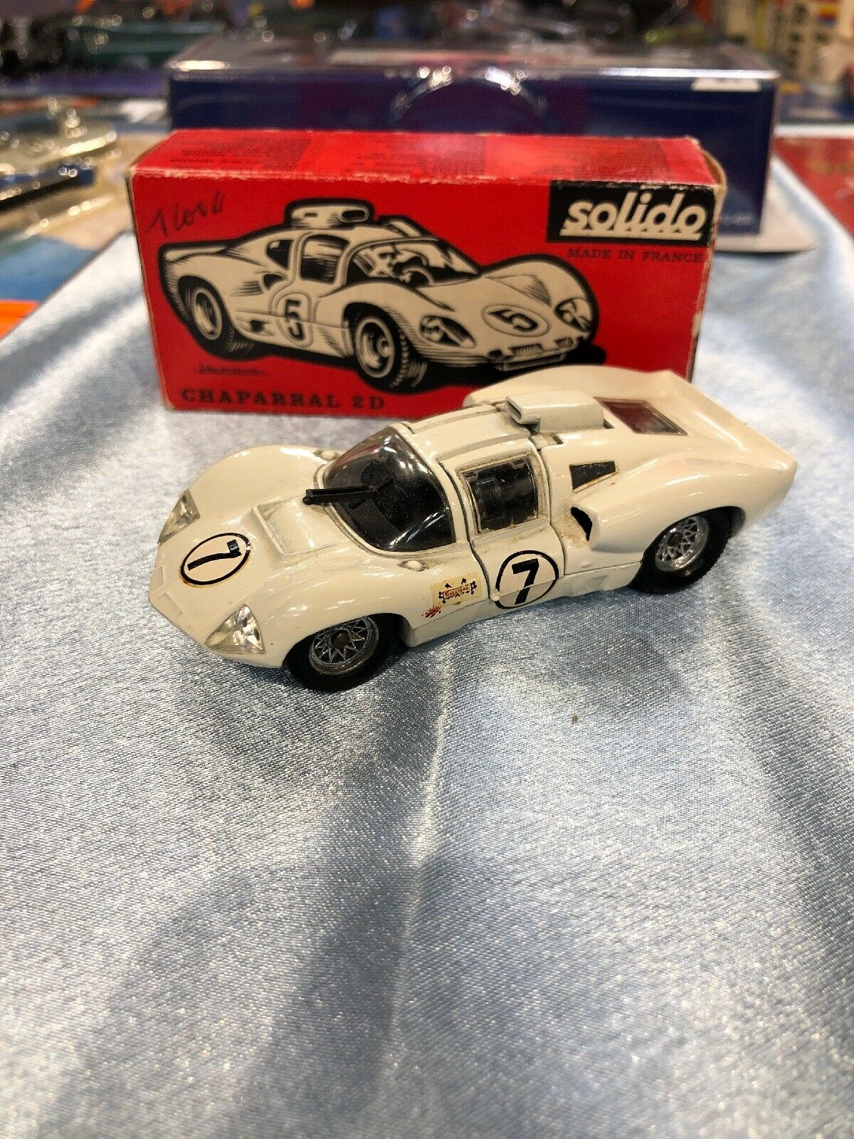 Solido 153 Chapparal 2D Near Mint
