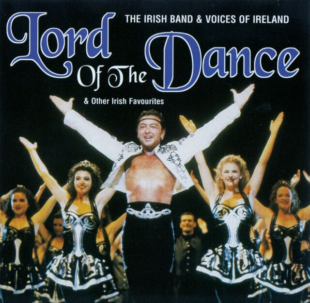 LORD OF THE DANCE & OTHER IRISH FAVOURITES / CD - TOP-ZUSTAND