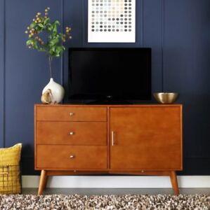 Mid Century Sideboard Vintage Retro Furniture Tv Stand Unit Danish