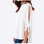 Women-Cold-Shoulder-Shirt-Tops-Summer-Casual-Loose-Blouse-Ladies-Tee-Party-Dress thumbnail 4
