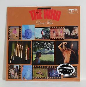 Image Is Loading THE WHO Direct Hits MONO 200 Gram VINYL