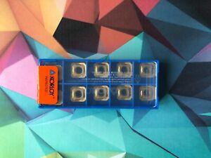 XNKT080508PNER-ML PC5300 Carbide inserts Korloy 10 Pcs//Pack