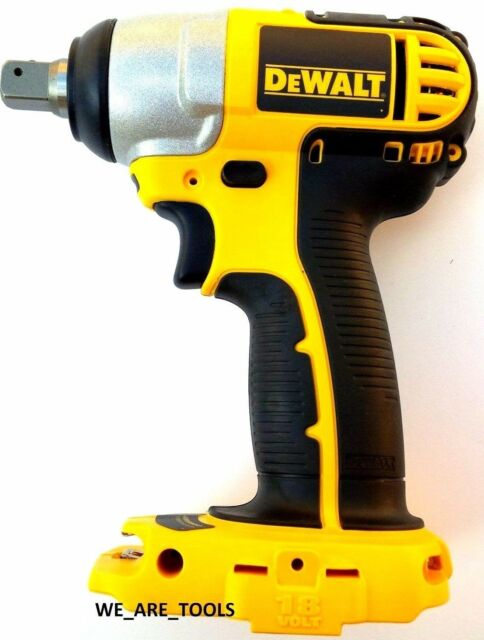 "New Dewalt DC820 18V 1/2"" Cordless Impact Wrench 18 Volt XRP"