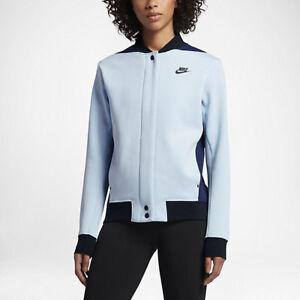 Mujer 835544 Tech Azul Neuer Gr Destroyer Nike 411 Jacket Freizeitsport ulc15FJK3T