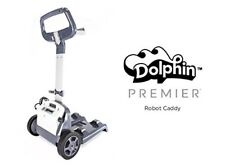 Maytronics 4316529727 Dolphin Premier Caddy Swimming Pool Robotic Cleaner