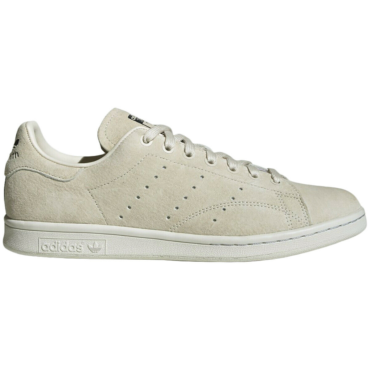 Adidas Stan Smith Suede Casual Flat Lace-Up Sneakers Mens Trainers