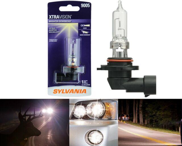 Sylvania Xtra Visión 9005 HB3 65W One Bombilla Cabeza Luz bajo Haz Repuesto Para