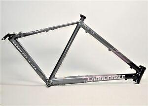 2005 Cannondale f2000SL Mountain Bike Optimo Frame Disc Brake XL Headshok Lefty