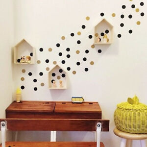 Image Is Loading Cute Dots Wall Art Sticker Baby Room Stickers