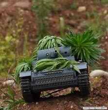 1/16 RC 2.4G Henglong Smoke&Sound German Panzer III Tank Metal GearBox Version