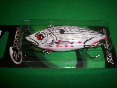 """Cordell Rattle Spot Rattle Trap Wounded Shad 3/"""""""