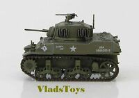 Hobby Master 1:72 M5 Stuart Army 12th Ad 92nd Cavalry Recon Sloppy Joe Hg4907