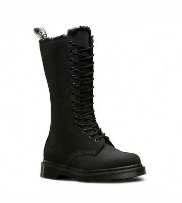 1B99 Faux Fur Lined Boot