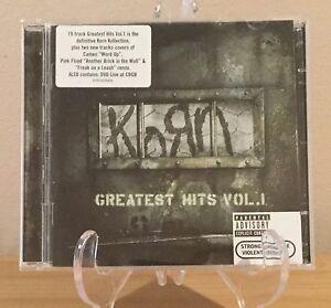 Korn-Greatest-Hits-Vol-1-CD-DVD-Nu-Metal