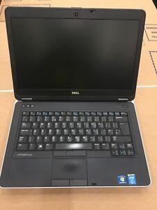Dell-Laptop-E6440-i5-Proc-4300M-2-6GHZ-8GB-RAM-250GB-HDD-WIN7