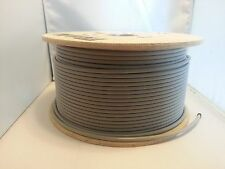 TRAM BROWNING TRAMFLEX RG8X 95% SHEILDED 500FT COAX CABLE CB,HAM,SCANNER