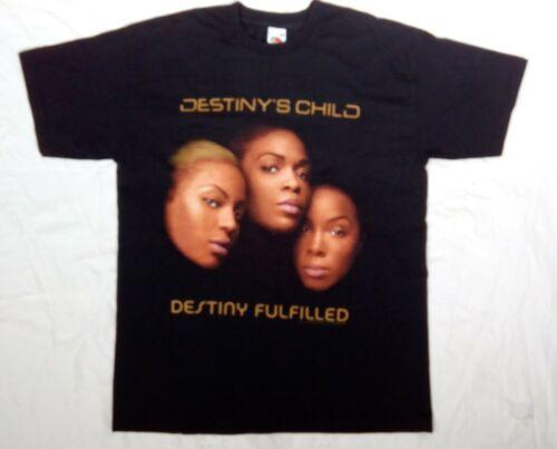 Destiny's Child Destiny Fulfilled world tour 2005
