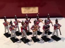 Britains 43103 BAND OF THE Coldstream Reggimento di guardie a piedi NAPOLEONICO le Nuovo di zecca con scatola