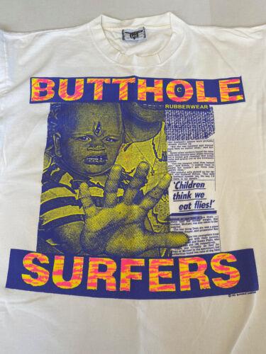 MEGA Rare VINTAGE Butthole Surfers 1993 Shirt Nirv