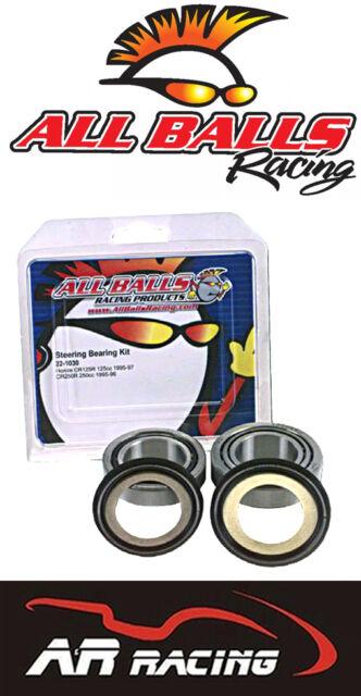 All Balls Steering Bearings inc Seals to fit Honda CB 1000 Big One 1993-98